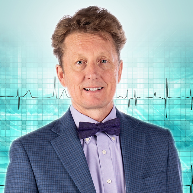 Dr. Terence McCarthy, chair of emergency medicine at the TCU and UNTHSC School of Medicine