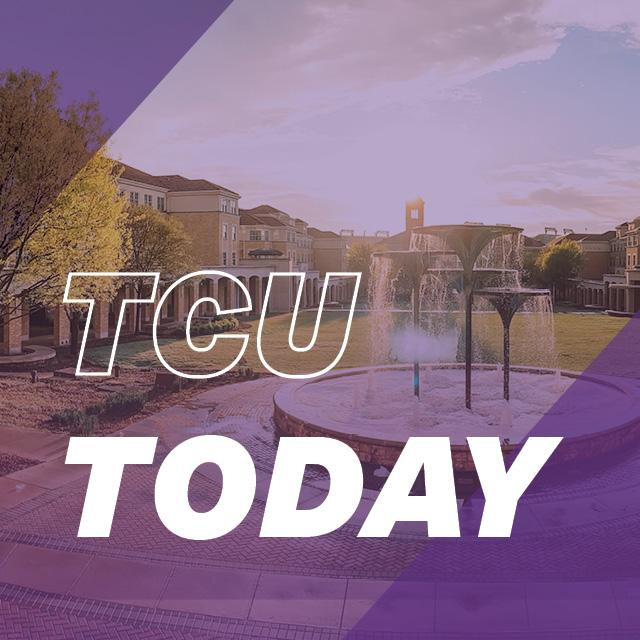 TCU Today Header Image