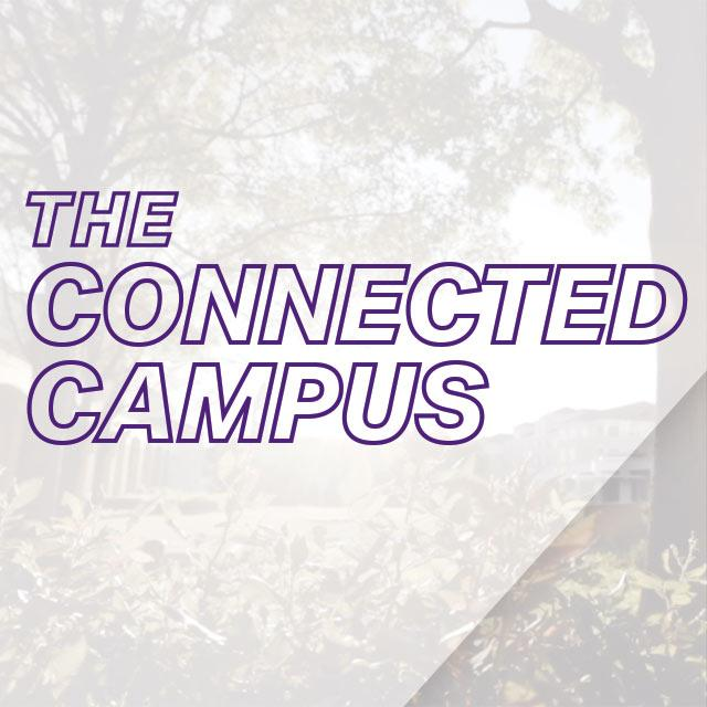 Connected Campus Graphic